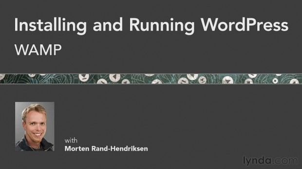 Installing and Running WordPress: WAMP with Morten Rand-Hendriksen
